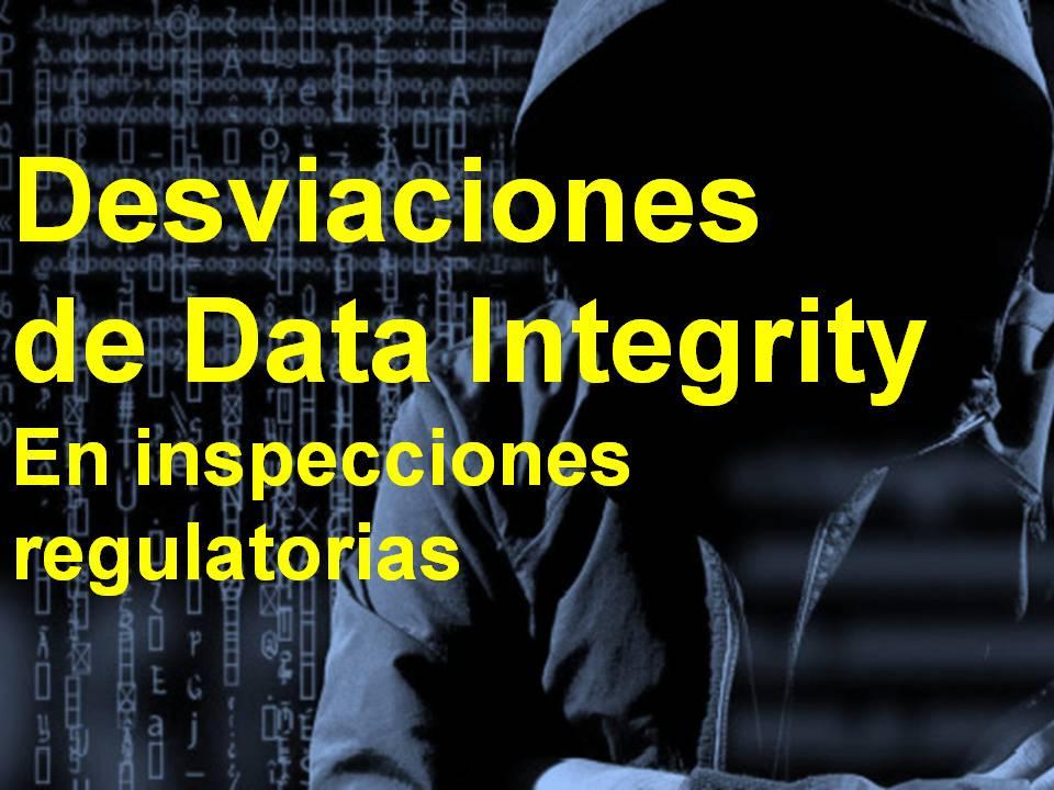 Investigación de desviaciones de data integrity